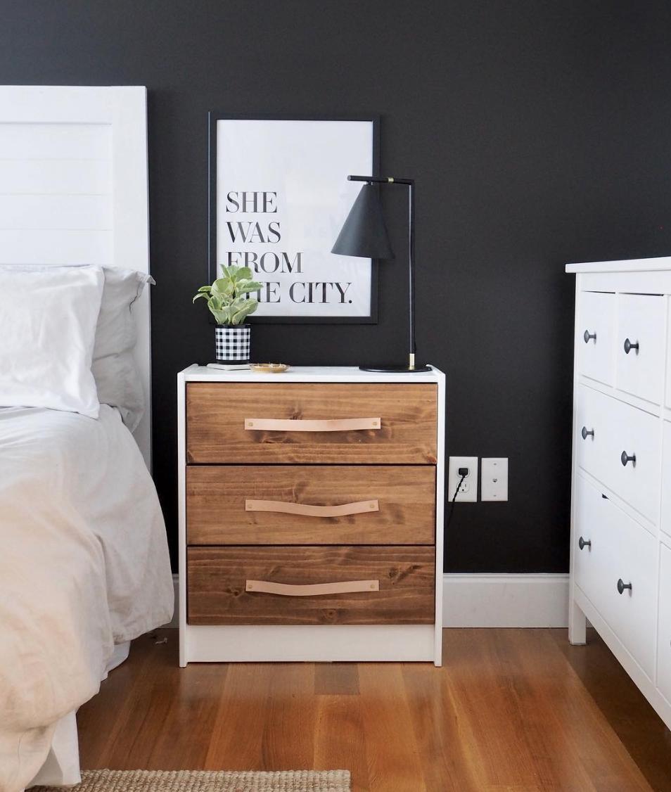 Black Bedroom Ideas