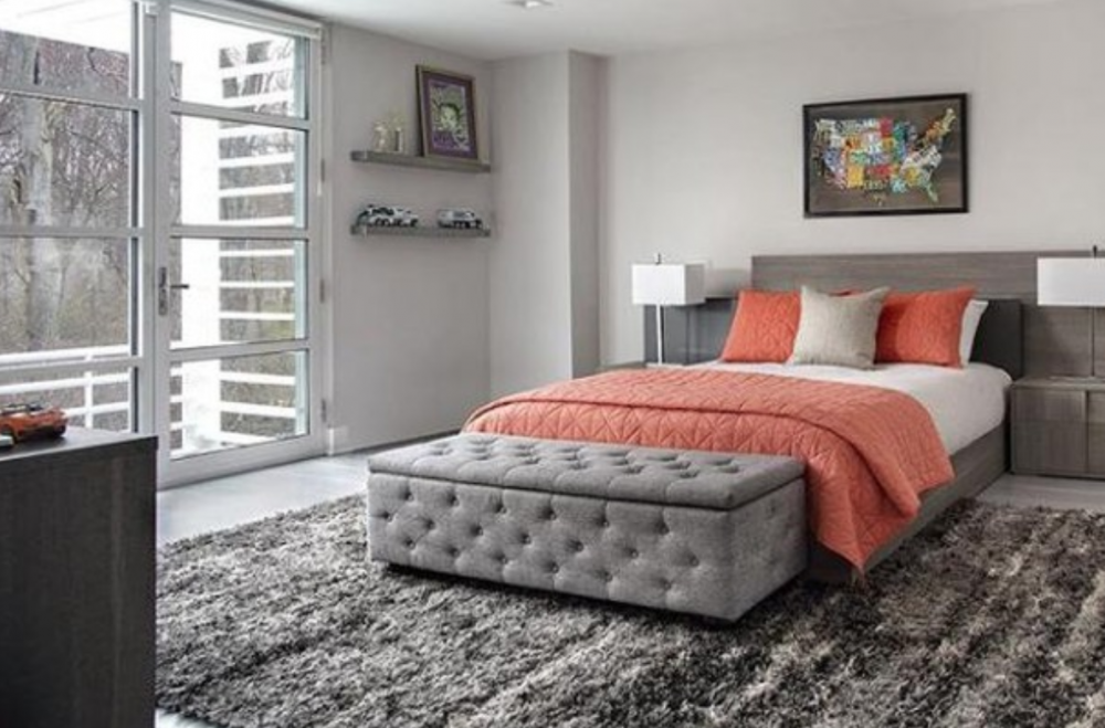 Gorgeous Grey Bedroom Ideas