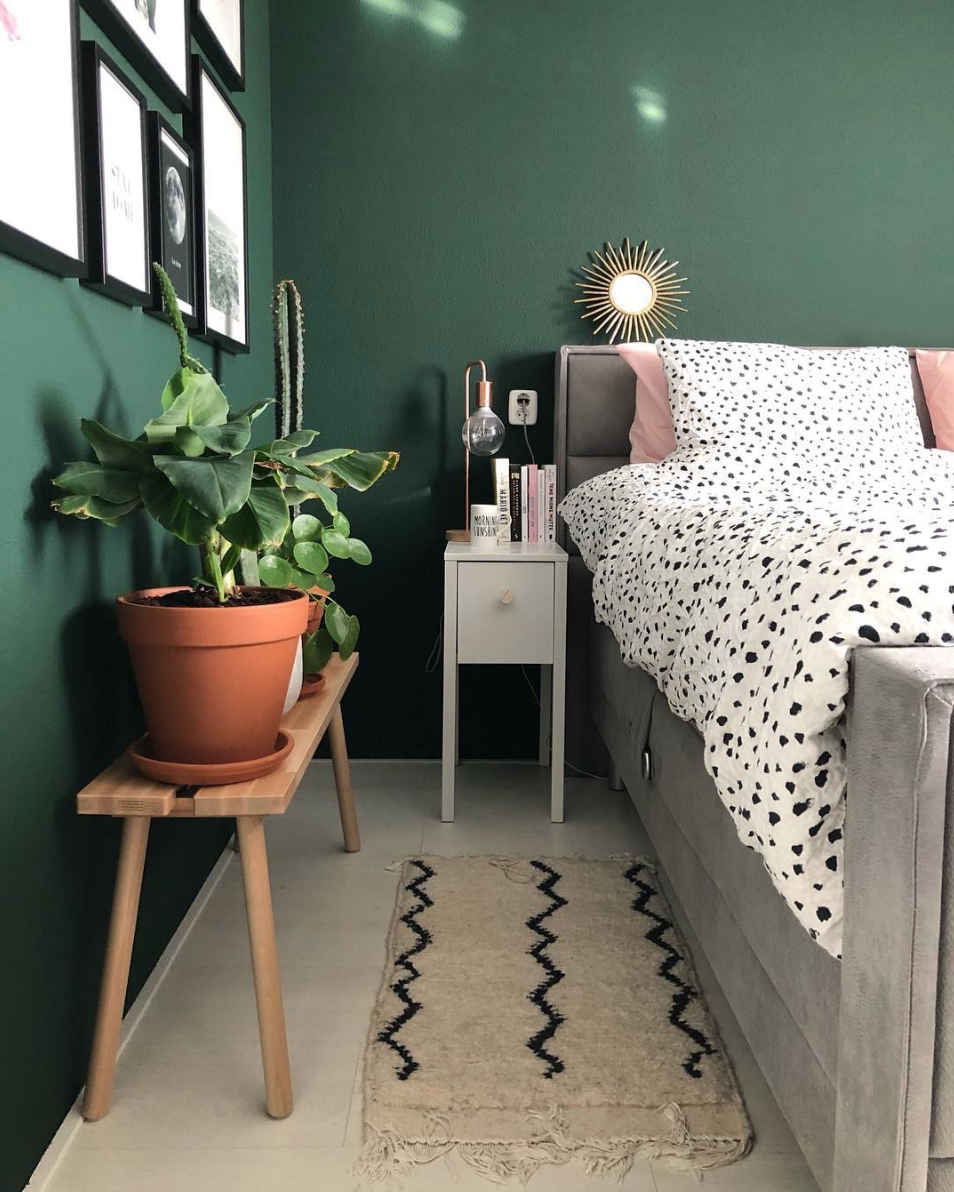 Green Bedroom Ideas