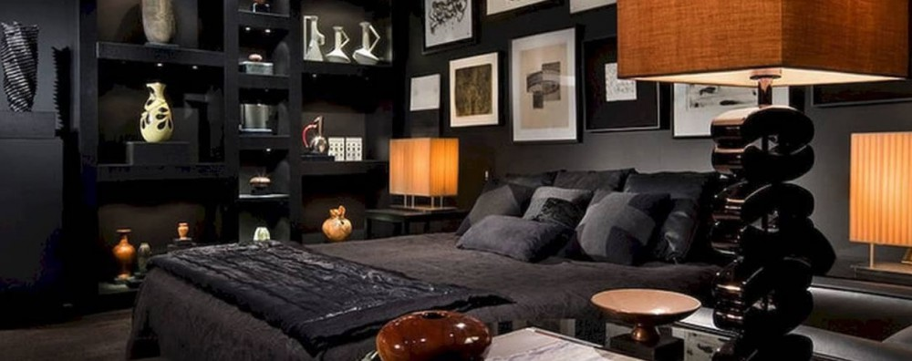 Mens Bedroom Ideas : Masculine Inspiration for Guys Rooms
