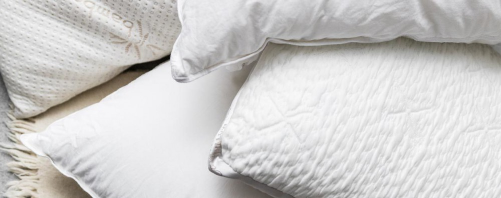 What are the Different Types of Pillows?