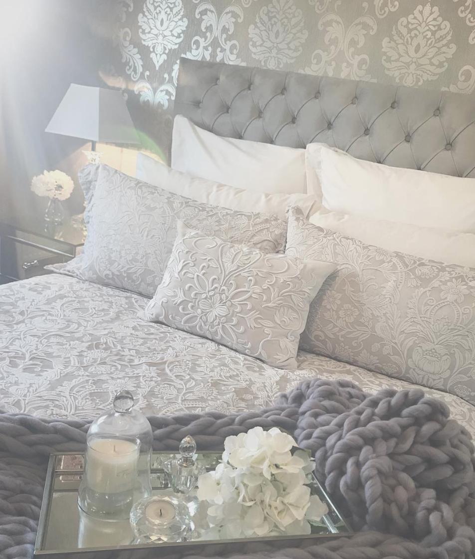 Gorgeous Grey Bedroom Ideas