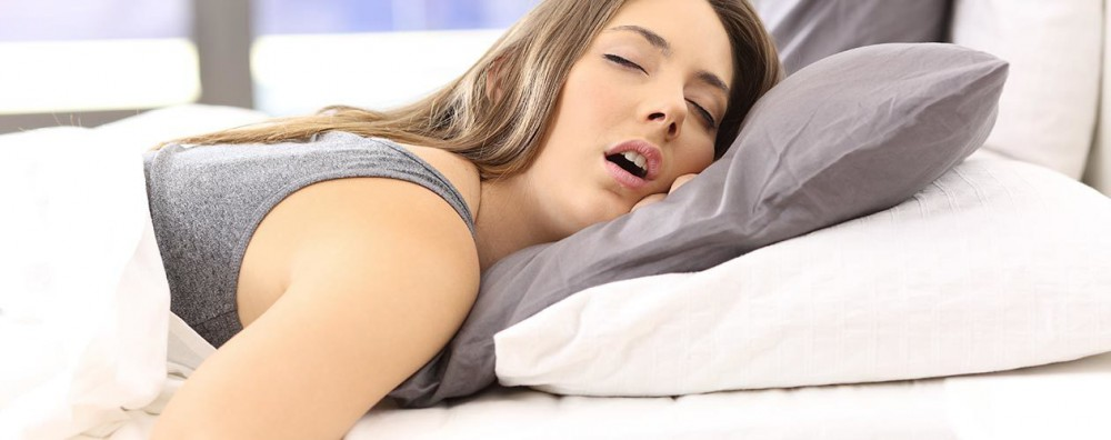 How To Stop Sleeping With Your Mouth Open