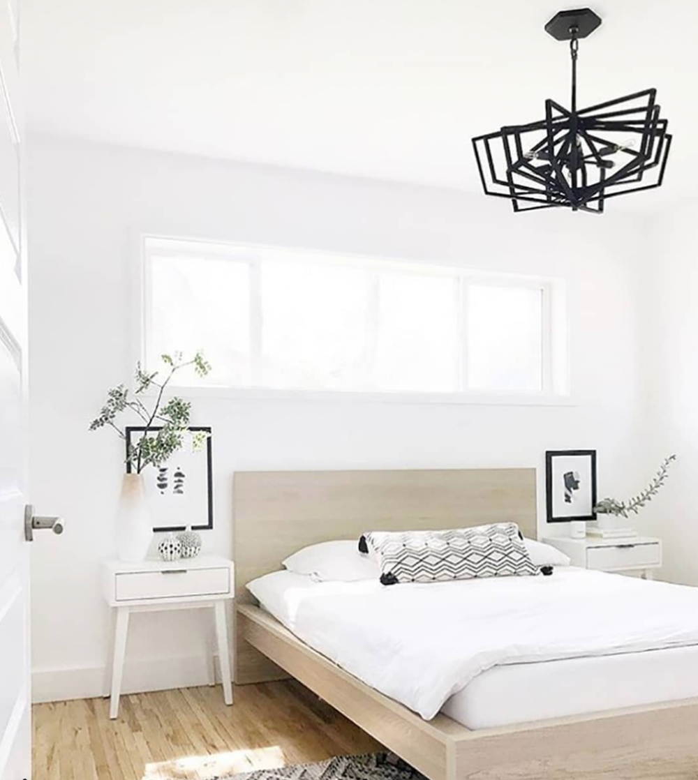 Minimalist Bedroom Ideas : Simple Suggestions for Paired Down Style
