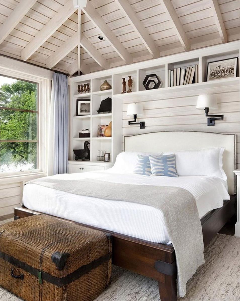Rustic Bedroom Ideas : Farmhouse Inspiration for a Homey Feel